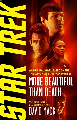 More Beautiful Than Death (Star Trek) (English Edition)