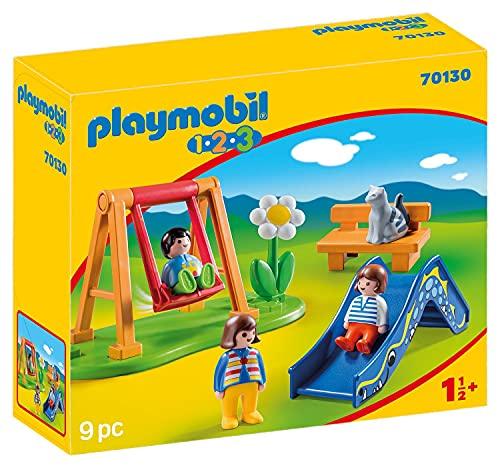 PLAYMOBIL: 1.2.3 Parque Infantil