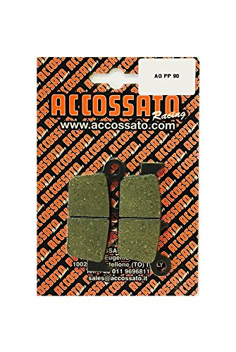 accossato Pastillas freno agpp90stmx, HM > Cre 250Supermotard, 250(2003)