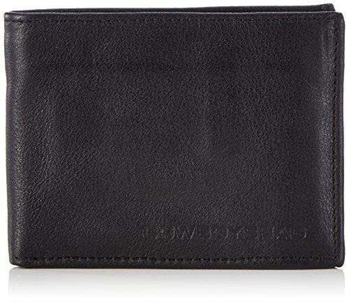 Cowboysbag Herren Wallet Comet Geldklammern, Schwarz (Black 100), 12x10x2 cm