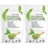 Best Matcha Teas - Starter Matcha Organic Green Tea Powder - Culinary Review
