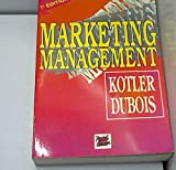 Marketing management - Publi Union - 01/01/1992