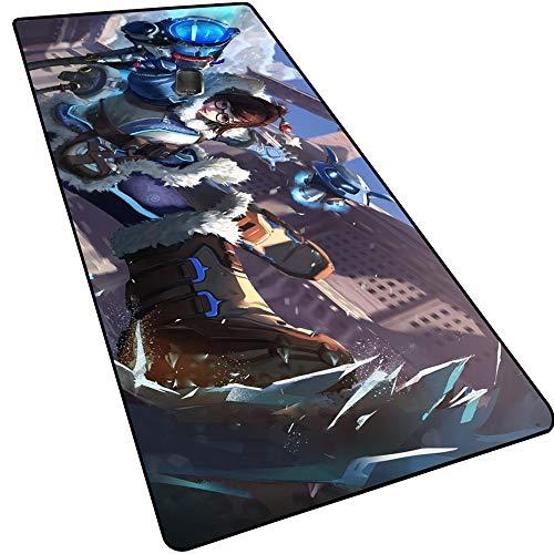 HNT1M Maus Pad 900x400MM Gaming Mauspad Anime Hohe Qualität büro Notbook Schreibtisch Matte Spiele PC Gamer Matten Die Heißesten Spiele-7