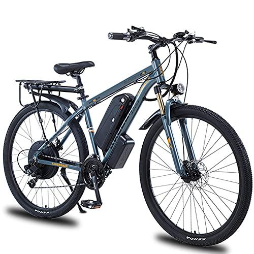 RSTJ-Sjef Bicicleta Eléctrica De 1000 W para Adultos Bicicleta Eléctrica De Montaña...