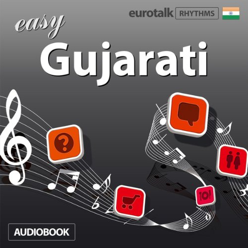 Rhythms Easy Gujarati audiobook cover art