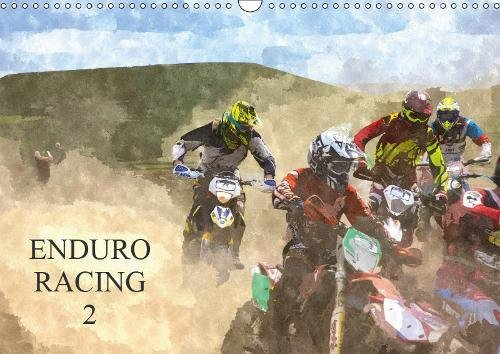ENDURO RACING 2 2019: Off road racing at its best (Calvendo Sports)