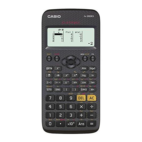 Calcolatrice Scientifica FX-350EX Casio