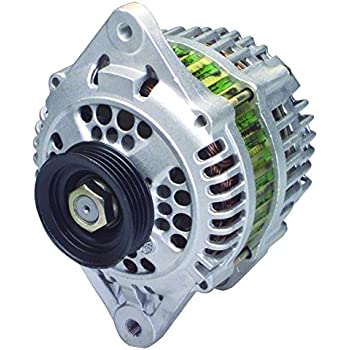 DB Electrical AHI0093 New Alternator For Mazda Miata MX-5 1.8L 1.8 80 Amp 01 02 03 04 05 2001 2002 2003 2004 2005 LR180-766 13895 BP6D-18-300 BP6D-18-300A 1-2766-01HI