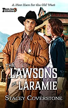 The Lawsons of Laramie by [Stacey Coverstone]