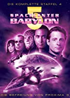 Spacecenter Babylon 5 - Staffel 4 - Die Befreiung von Proxima 3