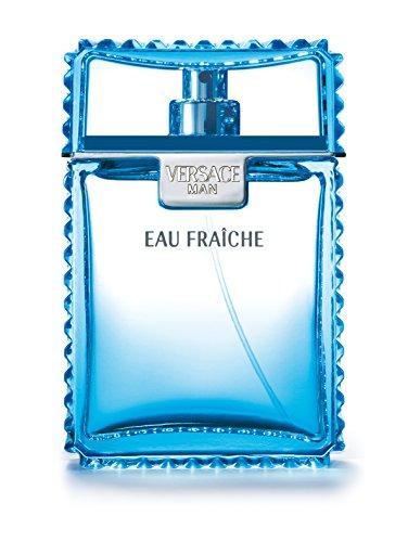 Versace Eau Fraiche per Uomo, Deodorante profumato, 100 ml