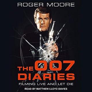 The 007 Diaries audiobook cover art