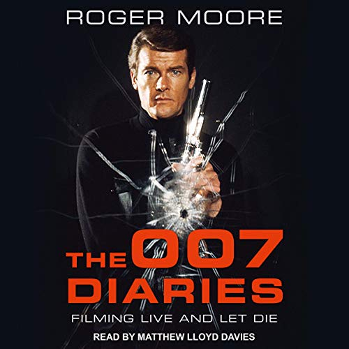 The 007 Diaries cover art