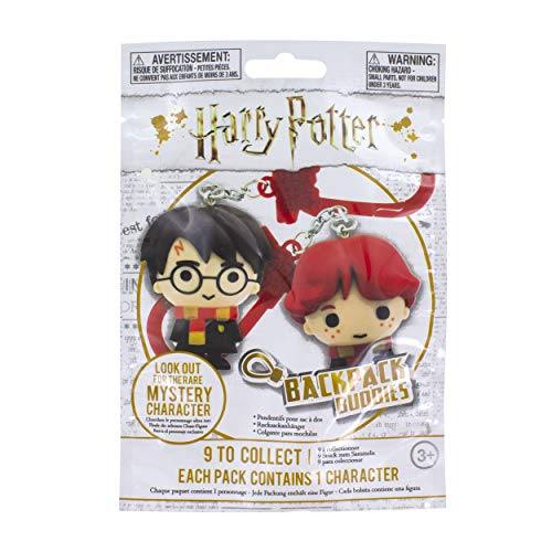 Paladone PaladoneGIFPAL191 Warner Brothers Harry Potter Zaino Buddies | Serie 1 | Mystery Bag per 1 personaggio casuale | Divertente regalo da collezione, multicolore