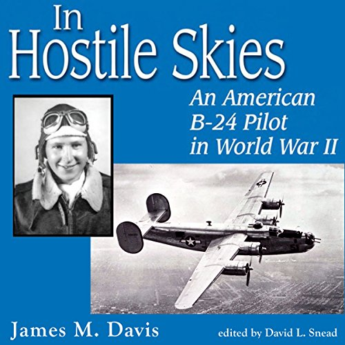 In Hostile Skies  By  cover art