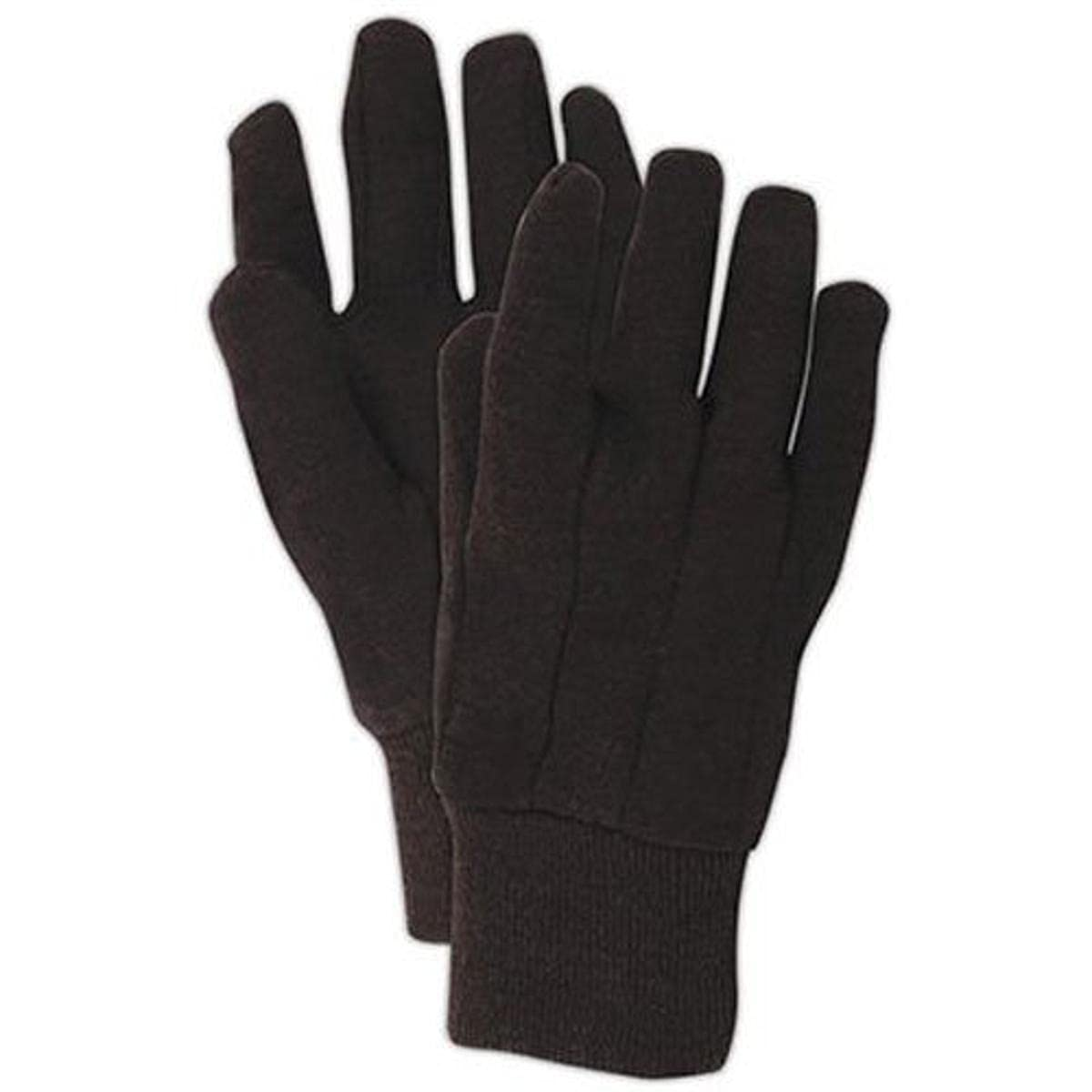 Magid Max 46% OFF Glove and Safety Brown Import Jersey Size of One Pack 3