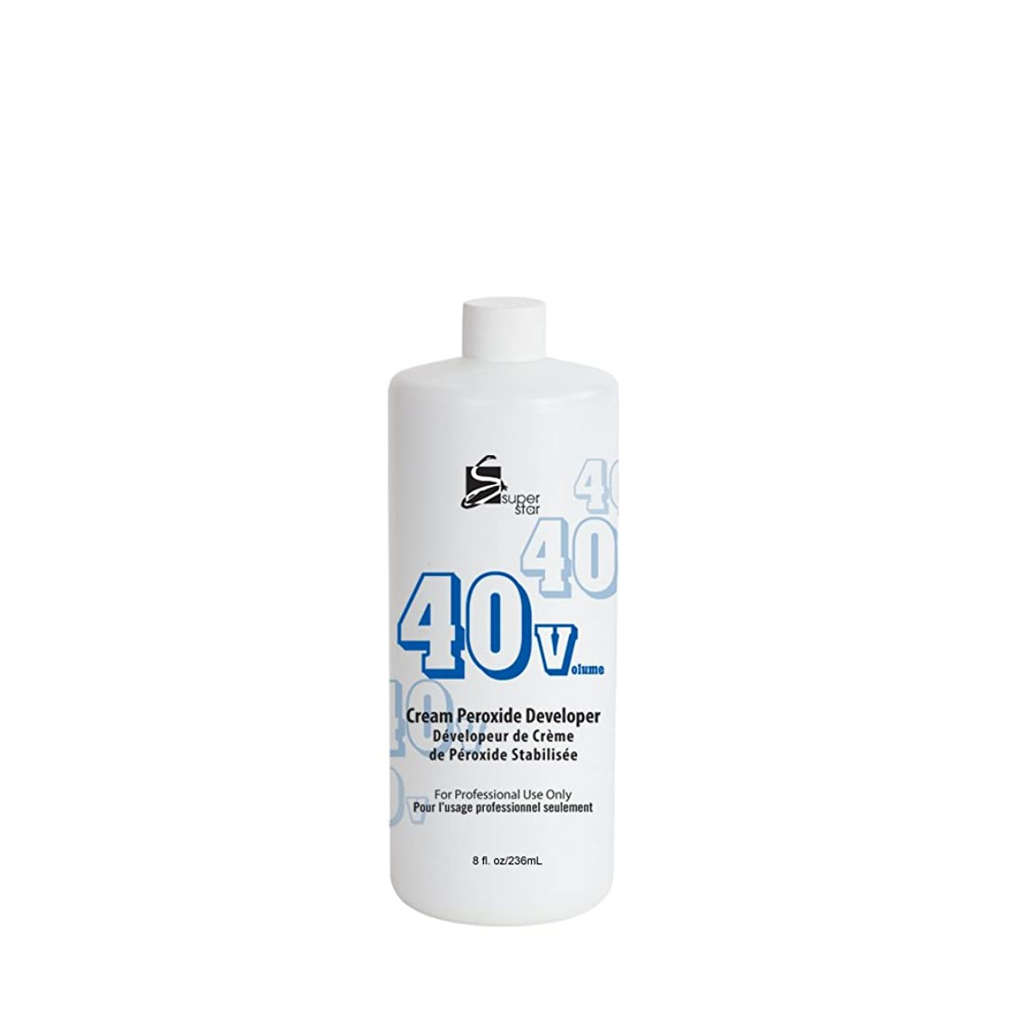 キャンプ課税ウェブMarianna Beauty Accessories SUPER STAR安定化クリーム過酸化物デベロッパー40V HC-50401