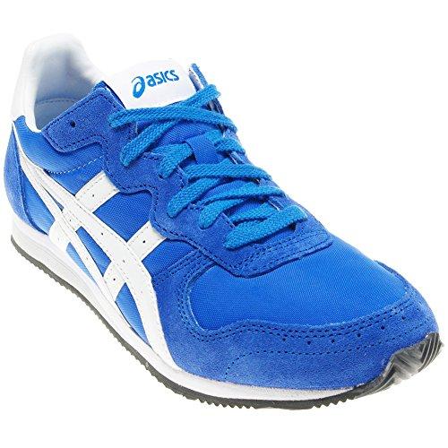 Asics Corrido Herren Sneaker, - Blau-Weiß - Größe: 42.5 EU