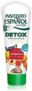 Crema de Manos Anti Manchas - Detox 75 ML - Instituto Español Estándar (111-0716)