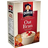 Quaker Oat Bran Hot Cereal, with Fiber and...