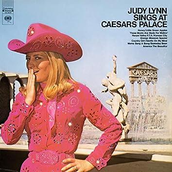 Judy Lynn Sings at Caesars Palace