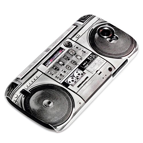 deinPhone AR-980005 deinPhone Samsung Galaxy W i8150 Wonder Cover Ghettoblaster