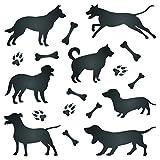 s /riutilizzabile Pet Friend Animal Wall stencil template/ /da usare su carta progetti scrapbook Bullet Gazzetta muri pavimenti tessuto mobili in vetro legno ecc Cat silhouette stencil/