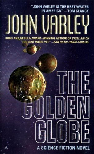 The Golden Globe (Eight Worlds Book 3)