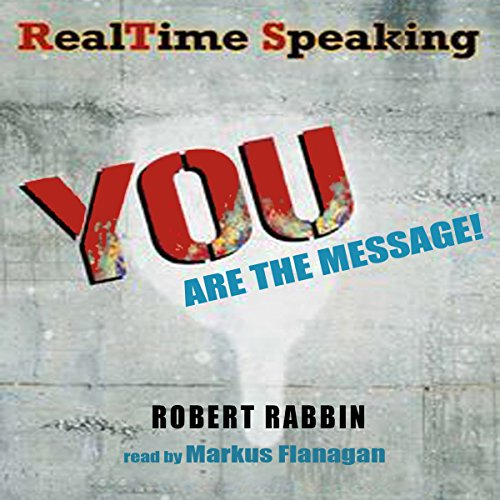 RealTime Speaking audiobook cover art