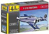 Heller - 80268 - Construction Et Maquettes - P-51 Mustang                                  - Echelle 1/72ème