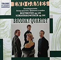 String Quartets 15 & 16