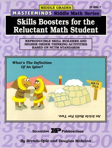 MASTERMINDS RIDDLE MATH FOR MI (Masterminds (Paperback))