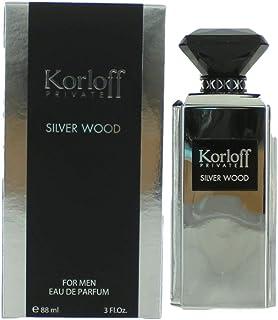 korloff Private Silver Wood For Men Eau De Parfum, 88 ml