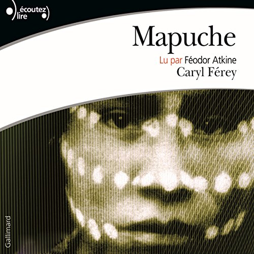 Mapuche audiobook cover art