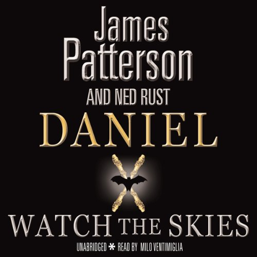 Watch the Skies audiobook cover art