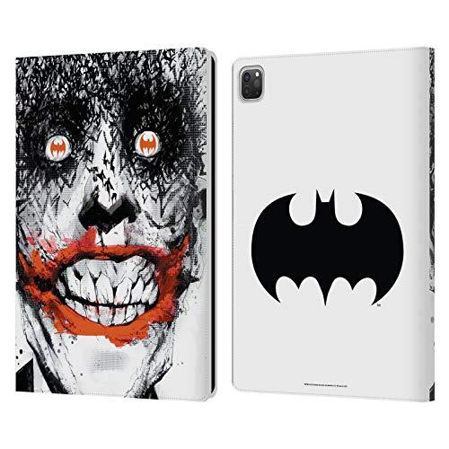 Head Case Designs Licenza Ufficiale Batman DC Comics Detective Comics 880 Copertine di Libri Comici Famosi Cover in Pelle a Portafoglio Compatibile con Apple iPad PRO 12.9 (2020/2021)