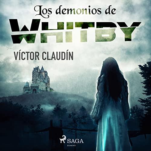 Diseño de la portada del título Los demonios de Whitby