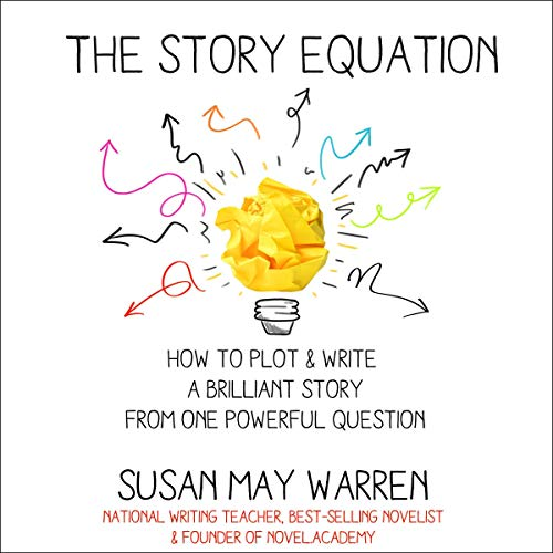 The Story Equation audiobook cover art