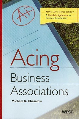 Chasalow's Acing Business Associations [CHASALOWS ACING BUSINESS ASSOC] [Paperback]