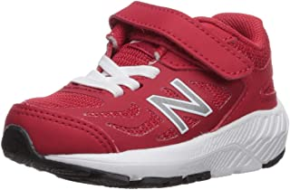 New Balance Men's 519V1 Hook And Loop Running Shoe 2 Xw Us Infant