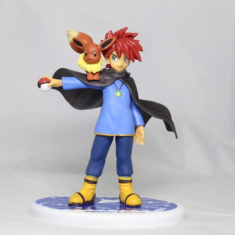 autorización oficial FKYGDQ Anime Personaje Personaje Personaje de Juego de Dibujos Animados Modelo Estatua Altura 14 cm Manualidades Decoraciones Regalos coleccionables Regalos de cumpleaños Estatua de Juguete  los últimos modelos
