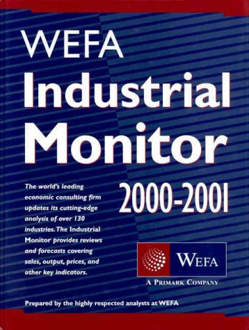 Wefa Industrial Monitor 2000-2001