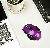 IMG-1 amazon basics mouse wireless ergonomico