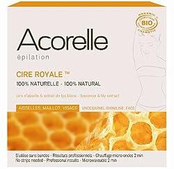 Acorelle, Royal wax for sensitive parts hair removal