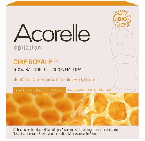 Acorelle Epilation Biologique Cire Royale 100 g