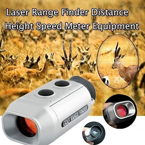 Oyria Entfernungsmesser Golf 450 Meter Entfernungsmesser, tragbarer Golf Digitaler Entfernungsmesser 7-fache Vergrößerung, kontinuierliche Messung, Distanzmessung, perfekt als Golfergeschenk