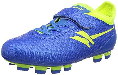 Gola Sparta Blade, Jungen Fußballschuhe, Blau (Blue/volt), 24 EU
