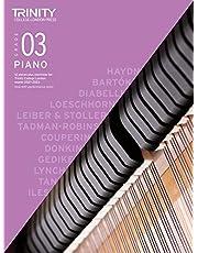 Trinity College London Piano Exam Pieces Plus Exercises 2021-2023: Grade 3: 12 pieces plus exercises for Trinity College London exams 2021-2023