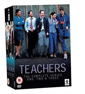 Teachers - The Complete Series One, Two & Three