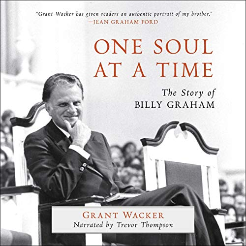 One Soul at a Time audiobook cover art
